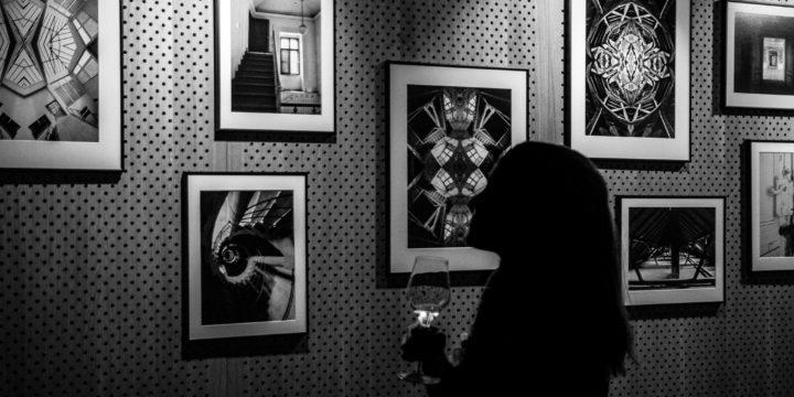 Vernisáž výstavy autorských fotografií Brno
